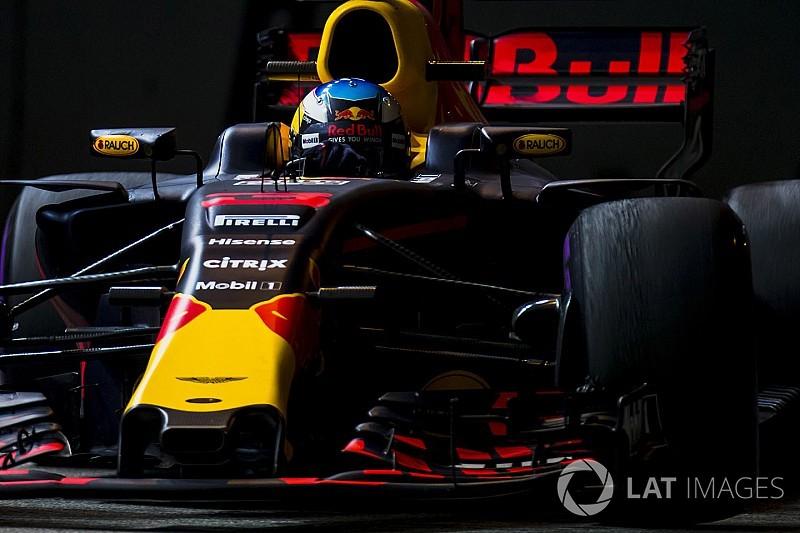 Red Bull: l'Aston Martin sarà lo sponsor principale nel 2018