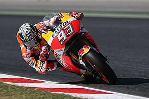 MotoGP Отчет о тренировке Маркес стал быстрейшим в первой тренировке Гран При Каталонии