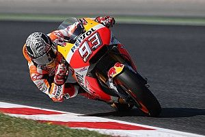 【MotoGP】カタルニアGP FP1:マルケス、母国GP最初の走行で首位