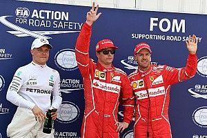 【F1】モナコGP予選詳報:ライコネンPP。ハミルトン無念のQ2敗退