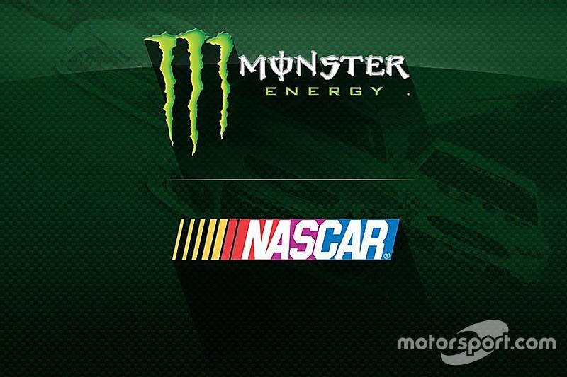 Officiel - Monster devient sponsor titre de la première division NASCAR