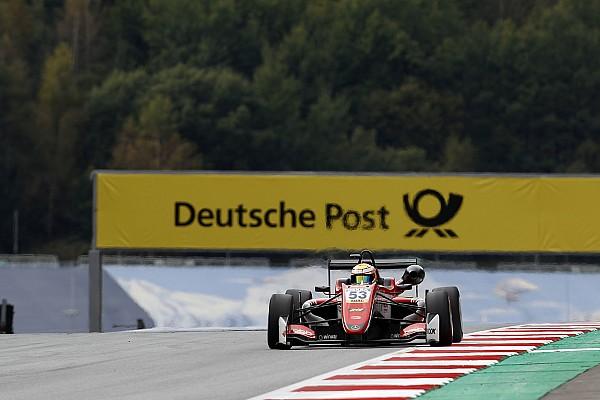 F3-Euro Reporte de calificación Callum Ilott, pole para la primera carrera del fin de semana de la Fórmula 3 en Spielberg