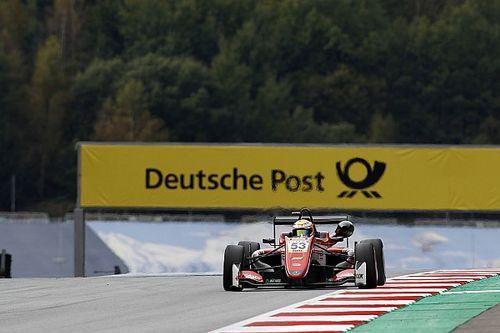 Callum Ilott, pole para la primera carrera del fin de semana de la Fórmula 3 en Spielberg