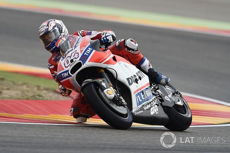 """Ducati garante: """"Não perdemos o campeonato em Aragón"""""""