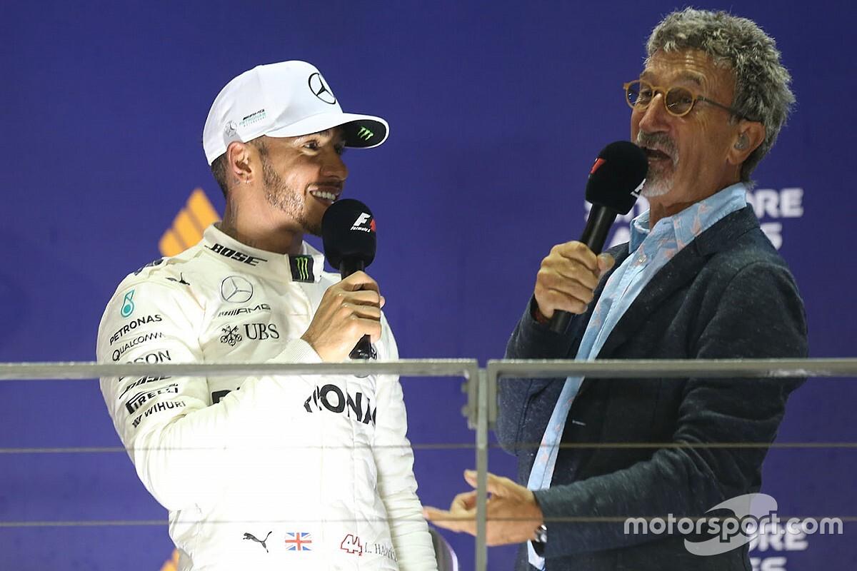 """Jordan: """"Hamilton Ferrari'ye geçecek, Mercedes F1'den ayrılacak"""""""