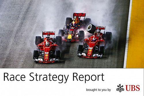 GP di Singapore: il bilanciamento tra rischio e ricompensa in F.1