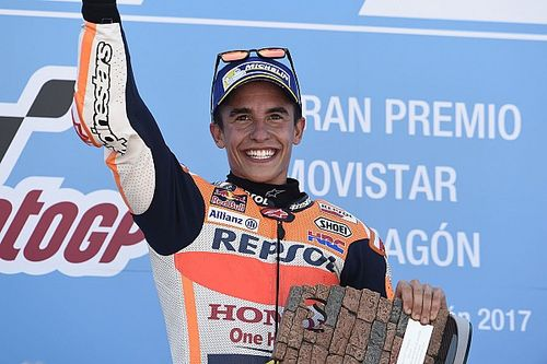 "Marquez ""on another level"" to rivals, says Doohan"