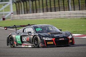 Shanghai Blancpain: Patel returns on podium in Race 1