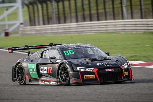 Shanghai Blancpain: Patel returns on podium in Race 1