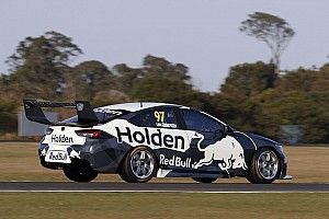 New Commodore Supercar completes manufacturer test