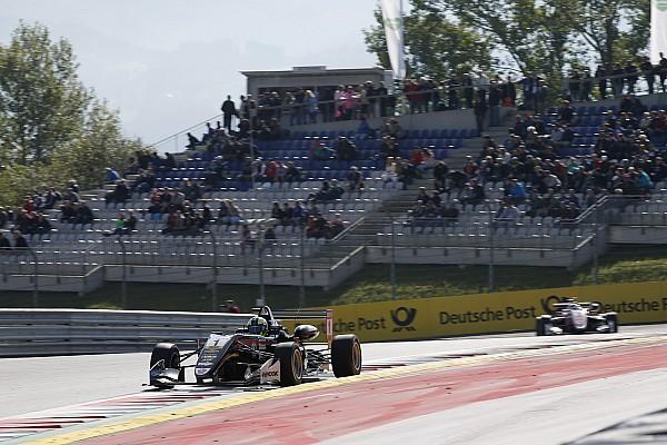 Joel Eriksson gana la segunda carrera de la F3 en Spielberg