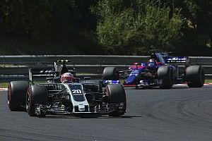Pénalités - Kvyat et les pilotes Haas en tête du classement