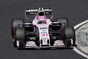 Formule 1 Actualités Ocon/Pérez, l'autre accrochage du premier tour