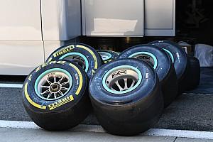 F1 Noticias de última hora Pirelli podría adherir un nuevo compuesto en 2018