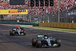 """【F1】レッドブル「ハミルトンが表彰台を諦めたことに""""感心した""""」"""