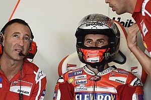 """Lorenzo: """"Kans op zege in de regen, op droge baan dicht bij podium"""""""