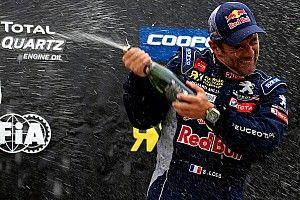 Loeb enchaîne les podiums avant Lohéac