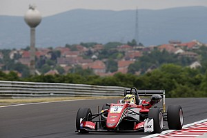 Євро Ф3 Репортаж з гонки Євро Ф3 в Угорщині: Гюнтер виграв першу гонку, Шумахер дев'ятий