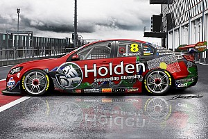Supercars Breaking news Percat to run indigenous livery in Darwin