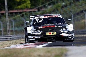 EL3 - René Rast insiste, Audi se repositionne