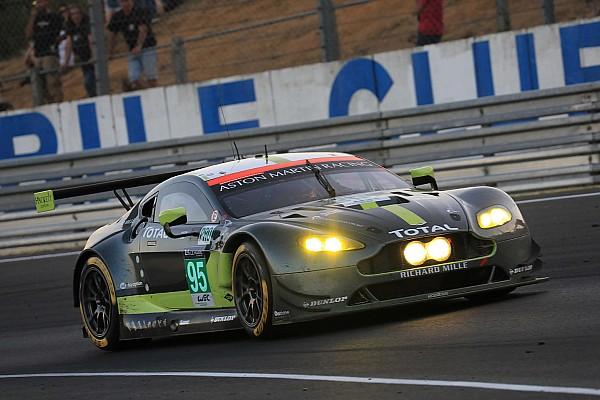 Aston Martin krijgt gunstigere BoP voor WEC Nürburgring