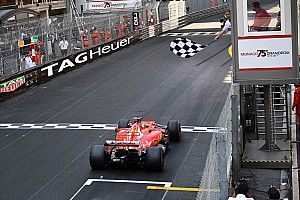 Story behind the photo: How homework caught Vettel victory