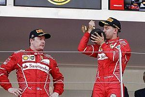 Raikkonen: Tak ada status pembalap nomor satu di Ferrari