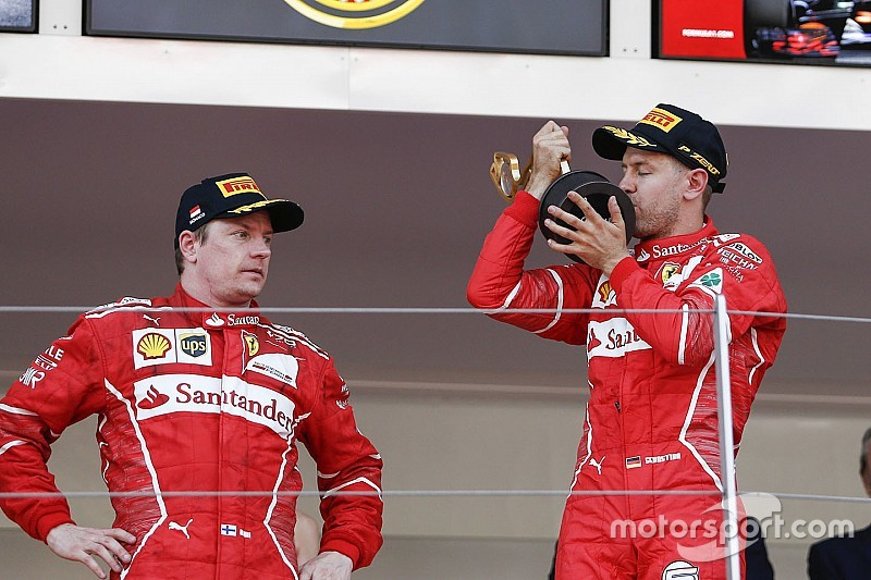 Sebastian Vettel: Es gibt keine Nummer 1 bei Ferrari