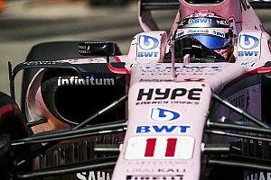 Force India защитила Переса от нападок Квята