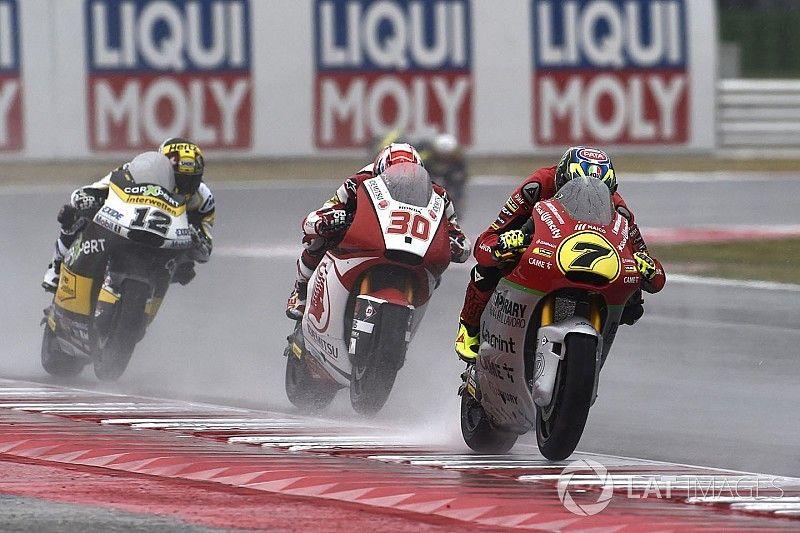 Pioggia e sfortuna mettono KO il Forward Racing a Misano!