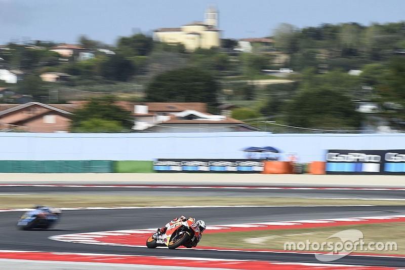 Horarios del GP de San Marino de MotoGP