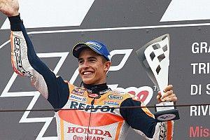 Marquez sempat berpikir finis kedua
