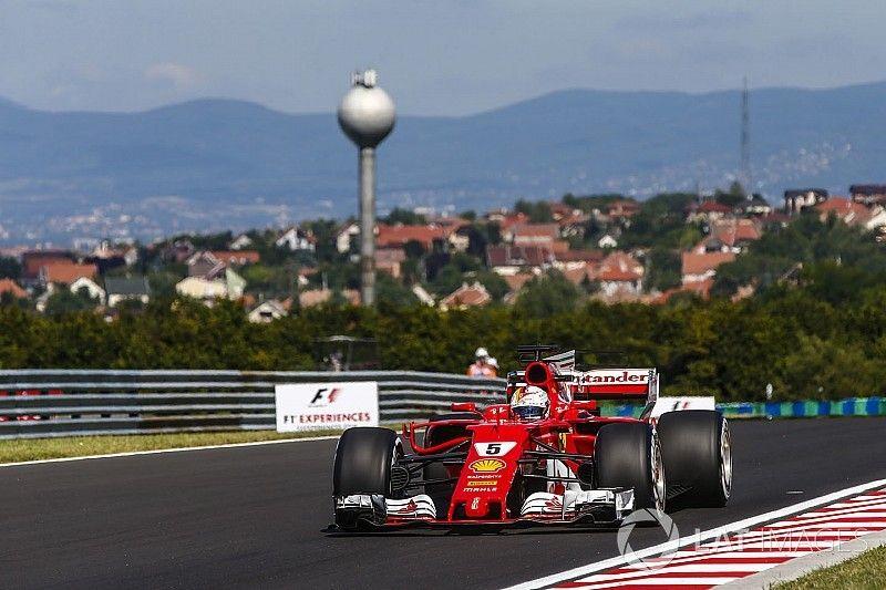 Formel 1 2017 in Budapest: Vettel rettet Sieg und WM-Führung