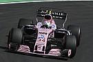 Celis, Meksika'da Force India ile cuma günü piste çkacak