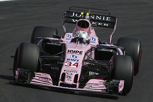 Force India avec un duo 100% mexicain pour les EL1