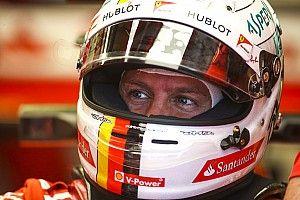 """Test Hungaroring, Vettel: """"La Ferrari c'è anche con le nuove soluzioni"""""""