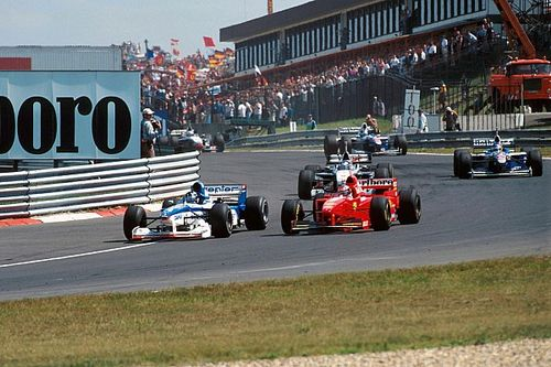 Így változott meg Hill hozzáállása az F1-hez az 1997-es Magyar Nagydíj előtt