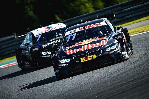 Marco Wittmann el más rápido, pero pole para Rene Rast en la carrera de hoy del DTM