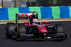 FIA F2 Race report F2 Hongaria: Matsushita rajai Sprint Race, Gelael finis P10