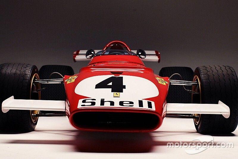 Análise técnica F1: conheça a Ferrari com tração nas quatro rodas