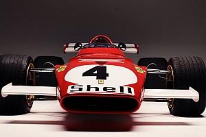 El Ferrari tracción total de Fórmula 1 que no fue