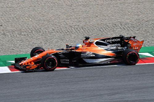 Alonso torna alla vecchia specifica del motore Honda