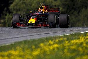 """Verstappen nog steeds kritisch op kerbs in Oostenrijk: """"Geen kerb voor F1-auto's"""""""