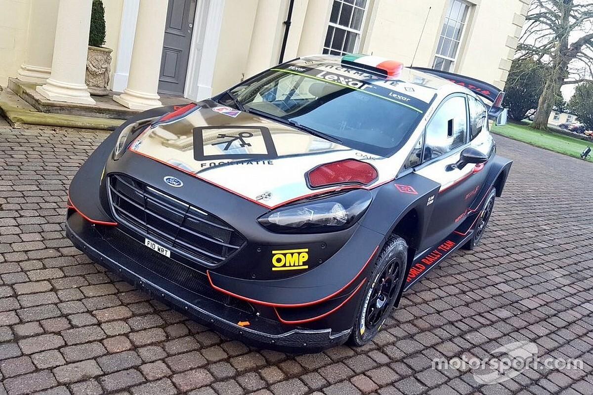 Bertelli wrócił do WRC
