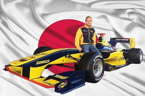 Rosenqvist completeert line-up Super Formula