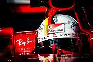 "Vettel: ""Ferrari in crescita, ma la Mercedes resta la macchina da battere"""