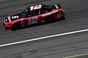 NASCAR Xfinity and Truck teams get valuable test time at Charlotte