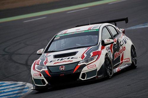 A Sugo è doppietta per le Honda Civic TCR