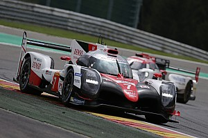 WEC Practice report Spa WEC: Toyota stays ahead in second practice