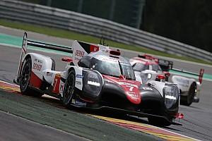 WEC Actualités EL2 - Kobayashi maintient Toyota en tête, Porsche reste menaçant